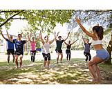 Yoga, Yoga Exercises, Yoga Group