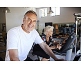 Active Seniors, Gym, Endurance