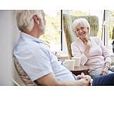 Communication, Older Couple