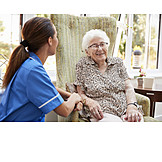 Retirement Home, Old Care, Assisted Living