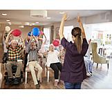 Fitness, Agility, Nursing Home
