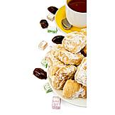Gebäck, Heiße Schokolade, Arabische Küche