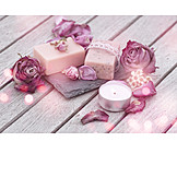Body Care, Spa, Soap Rose