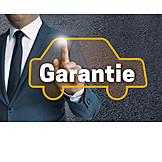 Auto, Garantie