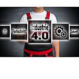 Handwerk, Industrie 4.0