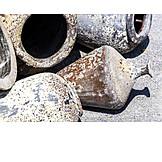 Ceramics, Clay pot