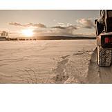 Winter, Snow, Winter Tire