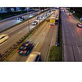 Cars, Road traffic, City highway
