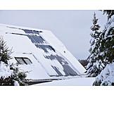 Photovoltaik, Solaranlage, Solarhaus