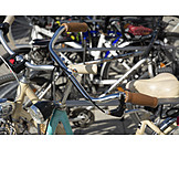 Bicycles, Bicycle Parking