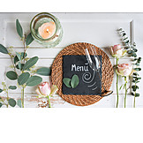 Table Decoration, Mothers Day