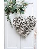 Herz, Dekoration, Muttertag
