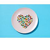 Heart, Vitamins, Nutritional Supplement