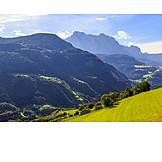 South tyrol, Dolomites