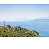 Adriatic coast, Igrane