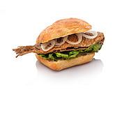 Herring, Fish sandwich, Fish