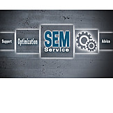 Service, SEM, Sem
