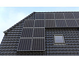 Solar Electricity, Photovoltaic System, Solar Roof