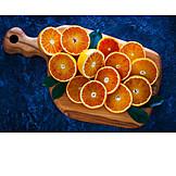 Orange, Blood Orange