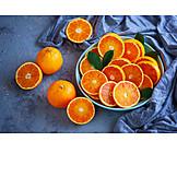 Still Life, Oranges