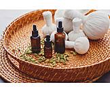Kräuterstempelmassage, Kardamom, Aromatherapie