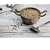 Cooking, Peas