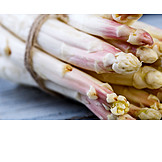 Asparagus, Asparagus Tips, White Asparagus