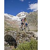 Active Seniors, Active Holidays, Mountain Biking