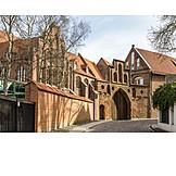 Stralsund, Catherine's monastery