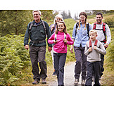 Hiking, Family, Generations