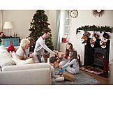 Home, Family, Christmas eve