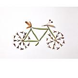 Fahrrad, Umweltfreundlich