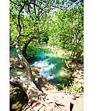 Krka, National park krka
