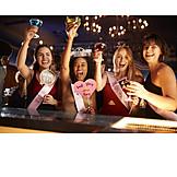Nightlife, Bride, Bachelorette Party