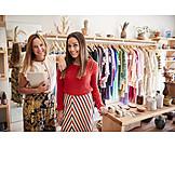 Fashion, Shop, Staff