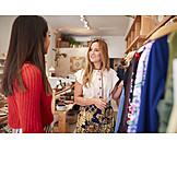 Shop, Advice, Customer Conversation
