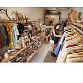 Fashion, Shop, Customers