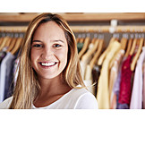 Shop, Portrait, Sales Executive
