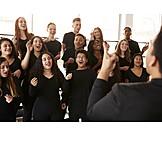 Singing, Choir, Choral Conductor