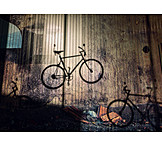 Bicycle, Shadow