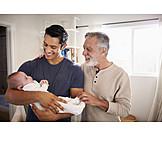 Baby, Zuneigung, Generationen