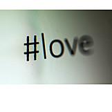 Love, Hashtag