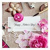 Muttertag, Scrapbooking, Happy Mother's Day