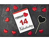 Valentinstag, 14. Februar
