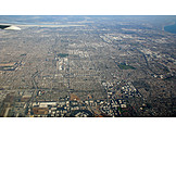 Aerial View, Los Angeles