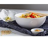 Asiatische Küche, Hühnchencurry