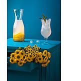 Drink, Saft, Cocktail, Limonade, Zitronenlimonade