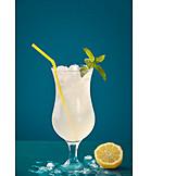 Textfreiraum, Drink, Cocktail, Limonade, Zitronenlimonade