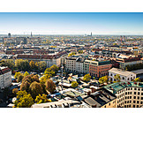 City view, Munich