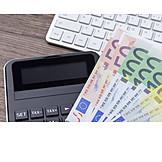 Finanzen, Taschenrechner, Berechnen